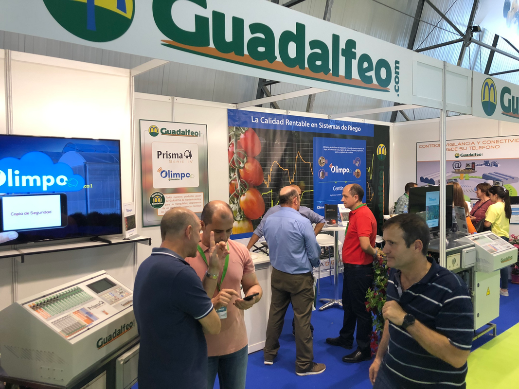 Guadalfeo estará en InfoAgro Exhibition